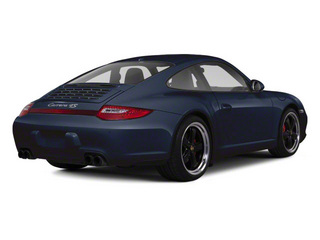 Dark Blue Metallic 2011 Porsche 911 Pictures 911 Coupe 2D 4S Targa AWD photos rear view