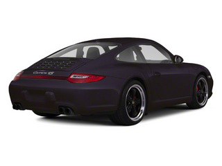 Amethyst Metallic 2011 Porsche 911 Pictures 911 Coupe 2D 4S Targa AWD photos rear view