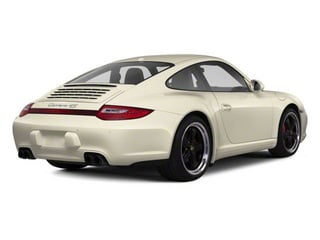 Cream White 2011 Porsche 911 Pictures 911 Coupe 2D 4S Targa AWD photos rear view
