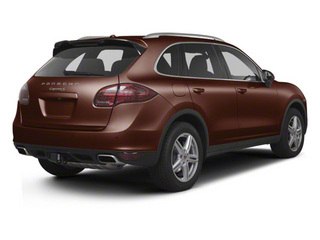 Auburn Metallic 2011 Porsche Cayenne Pictures Cayenne Utility 4D S AWD (V8) photos rear view