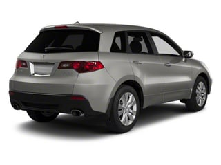 Palladium Metallic 2012 Acura RDX Pictures RDX Utility 4D 2WD photos rear view