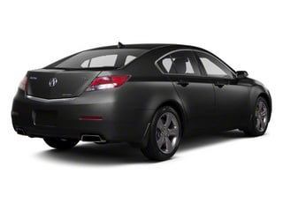 Crystal Black Pearl 2012 Acura TL Pictures TL Sedan 4D Advance AWD photos rear view