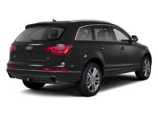 Lava Gray Pearl Effect 2012 Audi Q7 Pictures Q7 Utility 4D 3.0 TDI Prestige S-Line A photos rear view
