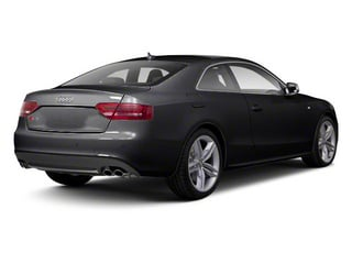 Brilliant Black 2012 Audi S5 Pictures S5 Coupe 2D Quattro photos rear view