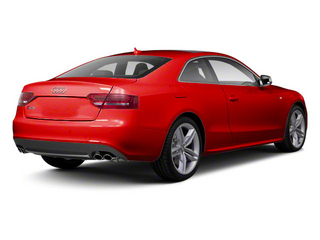 Brilliant Red 2012 Audi S5 Pictures S5 Coupe 2D Quattro photos rear view