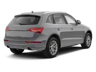 Monsoon Gray Metallic 2012 Audi Q5 Pictures Q5 Utility 4D 2.0T Premium Plus AWD photos rear view