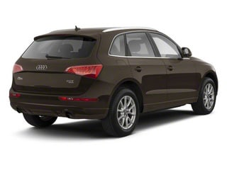 Teak Brown Metallic 2012 Audi Q5 Pictures Q5 Utility 4D 2.0T Premium Plus AWD photos rear view
