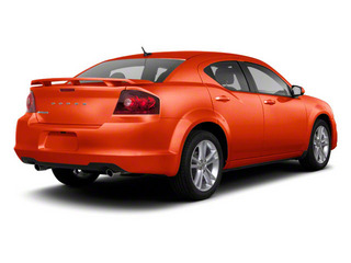 Copperhead Pearl 2012 Dodge Avenger Pictures Avenger Sedan 4D SXT photos rear view