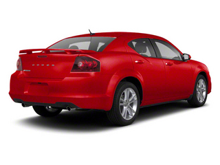 Redline 2 Pearl 2012 Dodge Avenger Pictures Avenger Sedan 4D SXT photos rear view