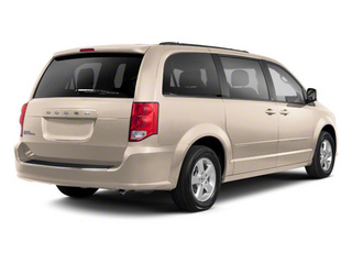 Cashmere Pearl 2012 Dodge Grand Caravan Pictures Grand Caravan Grand Caravan SE photos rear view