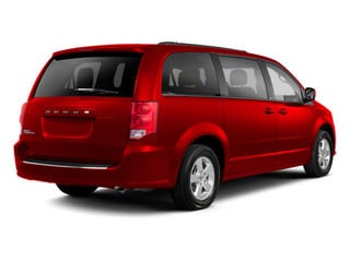 Redline Two-Coat Pearl 2012 Dodge Grand Caravan Pictures Grand Caravan Grand Caravan SE photos rear view