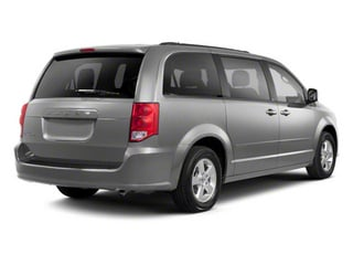 Bright Silver Metallic 2012 Dodge Grand Caravan Pictures Grand Caravan Grand Caravan SE photos rear view