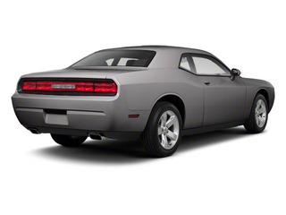 Bright Silver Metallic 2012 Dodge Challenger Pictures Challenger Coupe 2D R/T photos rear view