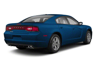 Electric Blue Pearl 2012 Dodge Charger Pictures Charger Sedan 4D Police photos rear view