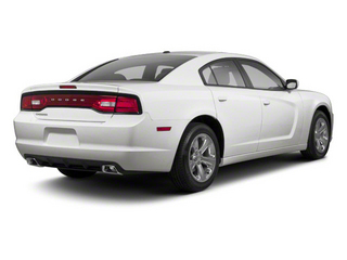 Bright White 2012 Dodge Charger Pictures Charger Sedan 4D SRT-8 photos rear view