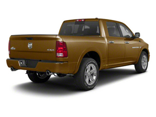 Tequila Sunrise Pearl 2012 Ram Truck 1500 Pictures 1500 Crew Cab Laramie 2WD photos rear view
