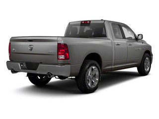 Mineral Gray Metallic 2012 Ram Truck 1500 Pictures 1500 Quad Cab Express 2WD photos rear view