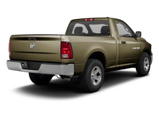 Sagebrush Pearl 2012 Ram Truck 1500 Pictures 1500 Regular Cab ST 4WD photos rear view