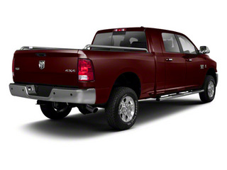 Deep Molten Red Pearl 2012 Ram Truck 2500 Pictures 2500 Mega Cab Outdoorsman 4WD photos rear view
