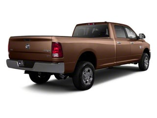 Dark Brown 2012 Ram Truck 2500 Pictures 2500 Crew Cab ST 4WD photos rear view