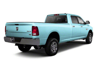 Robin Egg Blue 2012 Ram Truck 2500 Pictures 2500 Crew Cab ST 4WD photos rear view