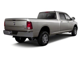 Mineral Gray Metallic 2012 Ram Truck 2500 Pictures 2500 Crew Cab ST 4WD photos rear view