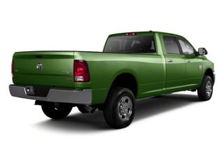 Light Green 2012 Ram Truck 2500 Pictures 2500 Crew Cab ST 4WD photos rear view