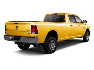 School Bus Yellow 2012 Ram Truck 2500 Pictures 2500 Crew Cab ST 4WD photos rear view