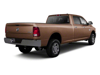 Saddle Brown Pearl 2012 Ram Truck 2500 Pictures 2500 Crew Cab ST 4WD photos rear view