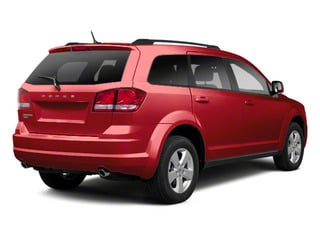 Brilliant Red Tri-coat Pearl 2012 Dodge Journey Pictures Journey Utility 4D SE 2WD photos rear view