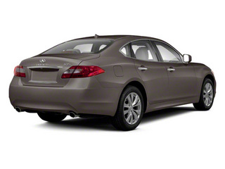 Storm Front Grey 2012 INFINITI M37 Pictures M37 Sedan 4D x AWD photos rear view