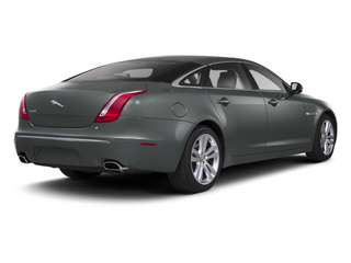 Lunar Grey 2012 Jaguar XJ Pictures XJ Sedan 4D L photos rear view