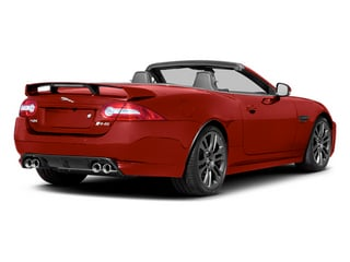 Italian Racing Red 2012 Jaguar XK Pictures XK Convertible XKR-S Supercharged photos rear view