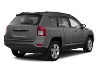 Mineral Gray Metallic 2012 Jeep Compass Pictures Compass Utility 4D Limited 4WD photos rear view