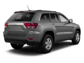 Mineral Gray Metallic 2012 Jeep Grand Cherokee Pictures Grand Cherokee Utility 4D SRT-8 4WD photos rear view