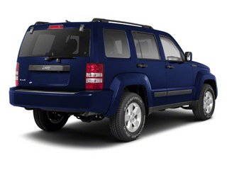 True Blue Pearl 2012 Jeep Liberty Pictures Liberty Utility 4D Sport 2WD photos rear view