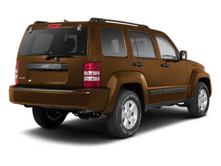 Canyon Brown Pearl 2012 Jeep Liberty Pictures Liberty Utility 4D Sport 2WD photos rear view