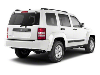 Bright White 2012 Jeep Liberty Pictures Liberty Utility 4D Sport 2WD photos rear view
