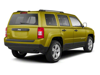 Onyx Green Pearl 2012 Jeep Patriot Pictures Patriot Utility 4D Latitude 2WD photos rear view