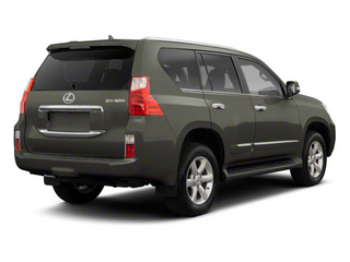 Knight's Armor Pearl 2012 Lexus GX 460 Pictures GX 460 Utility 4D Premium 4WD photos rear view