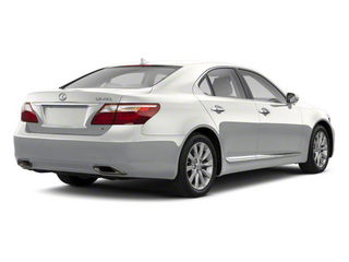 Starfire Pearl 2012 Lexus LS 460 Pictures LS 460 Sedan 4D LS460L photos rear view