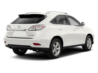 Starfire Pearl 2012 Lexus RX 350 Pictures RX 350 Utility 4D 2WD photos rear view