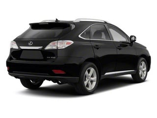 Obsidian 2012 Lexus RX 350 Pictures RX 350 Utility 4D 2WD photos rear view