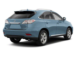 Cerulean Blue Metallic 2012 Lexus RX 350 Pictures RX 350 Utility 4D 2WD photos rear view