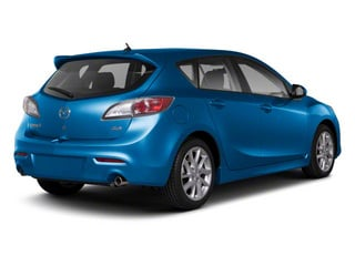 Sky Blue Mica 2012 Mazda Mazda3 Pictures Mazda3 Wagon 5D s GT photos rear view