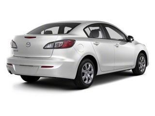 Crystal White Pearl Mica 2012 Mazda Mazda3 Pictures Mazda3 Sedan 4D s Touring photos rear view