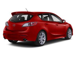 Velocity Red Mica 2012 Mazda Mazda3 Pictures Mazda3 Wagon 5D SPEED photos rear view