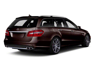 designo Mystic Brown Metallic 2012 Mercedes-Benz E-Class Pictures E-Class Wagon 4D E350 AWD photos rear view