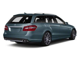 Quartz Blue Metallic 2012 Mercedes-Benz E-Class Pictures E-Class Wagon 4D E350 AWD photos rear view