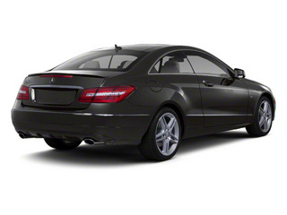 designo Graphite Metallic 2012 Mercedes-Benz E-Class Pictures E-Class Coupe 2D E550 photos rear view